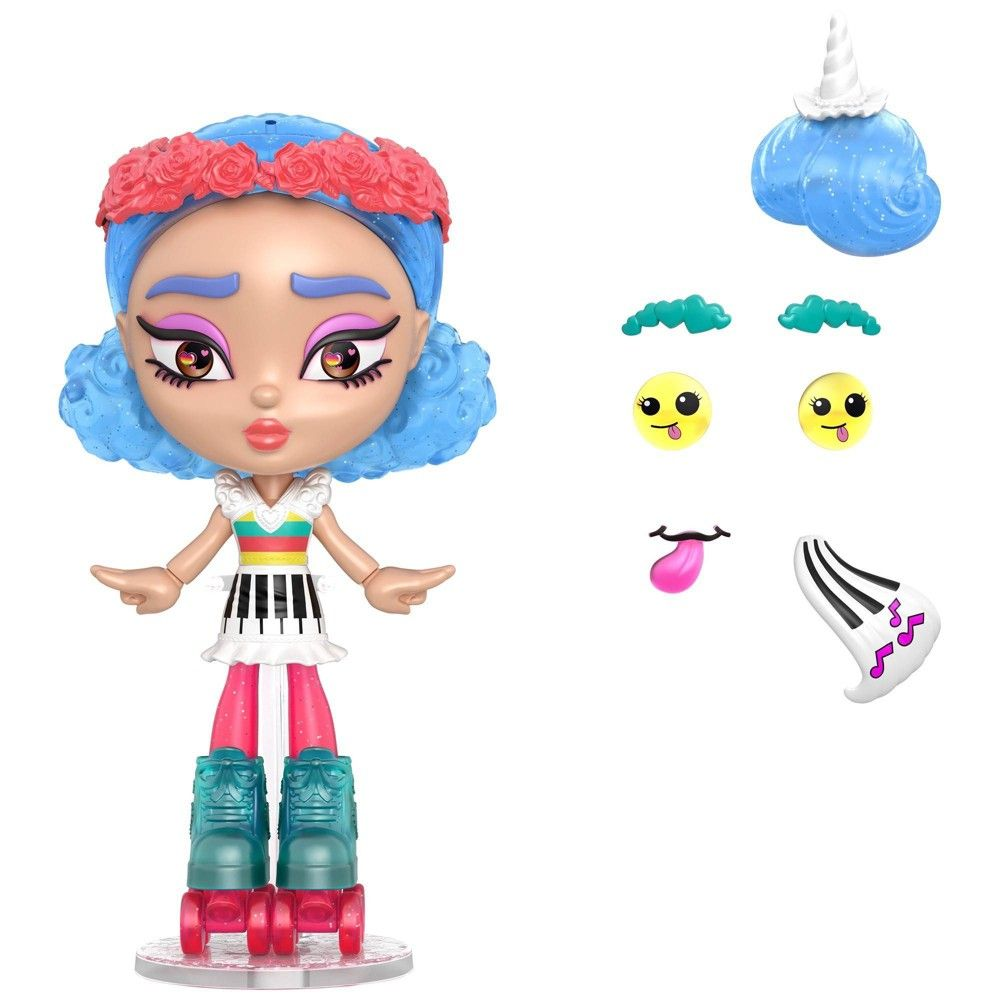 Lotta Looks Skate Pop Doll In 2020 Pop Dolls Mattel Shop Mattel