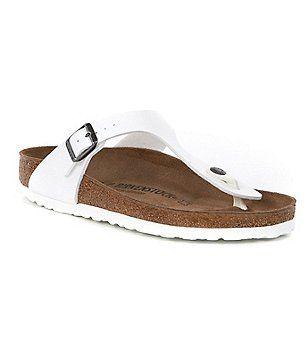 Gizeh Adjustable Strap Thong Sandals 8n1ZSzkjA