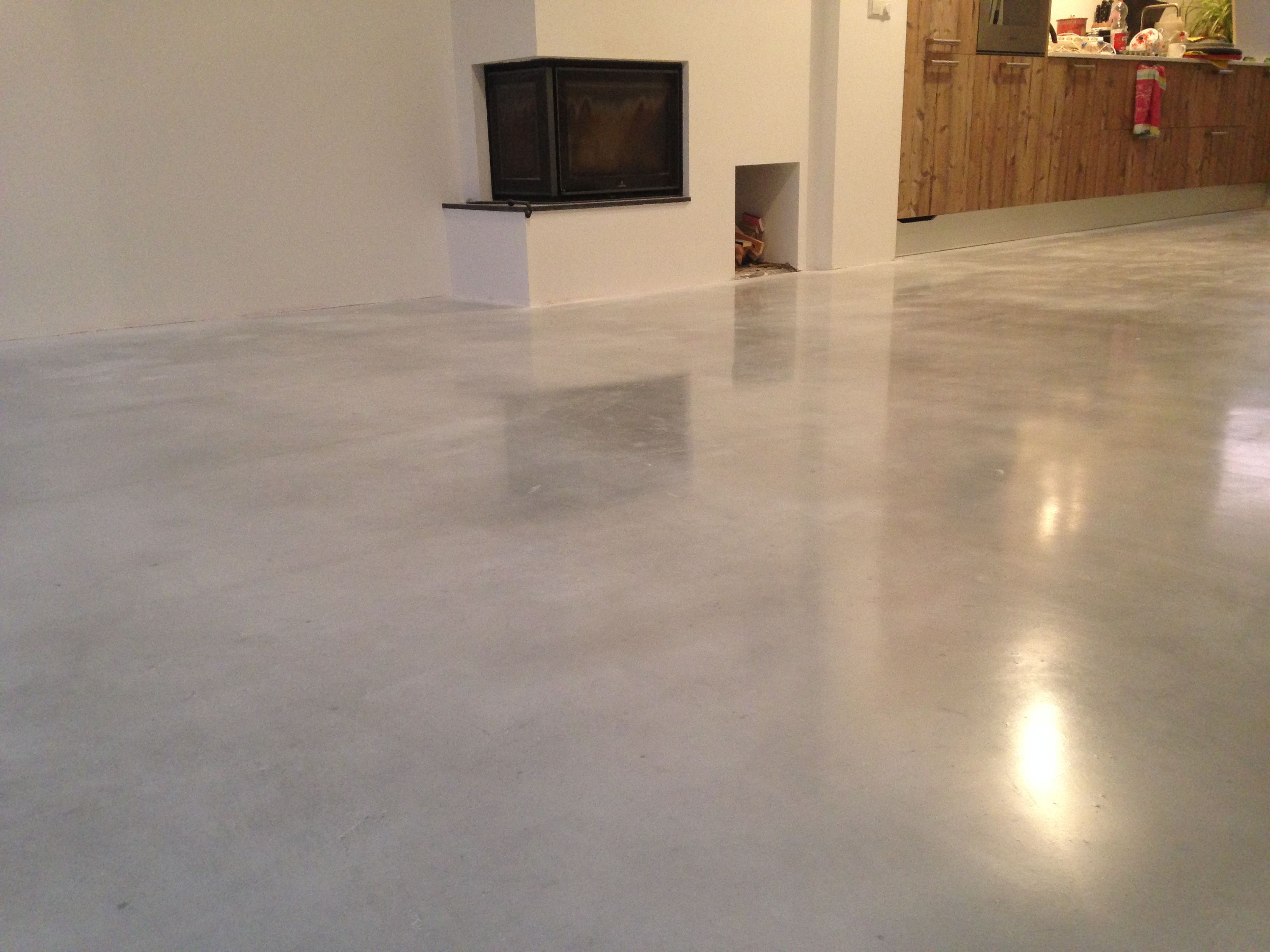 Woonbeton Vloer Woonbeton Vloeren Flooring Hardwood Floors En New Homes
