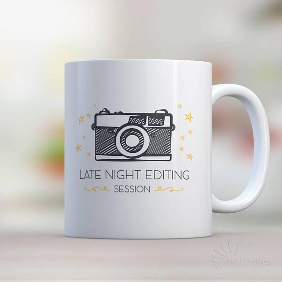 coffee mug late night editing session mug late editing mug