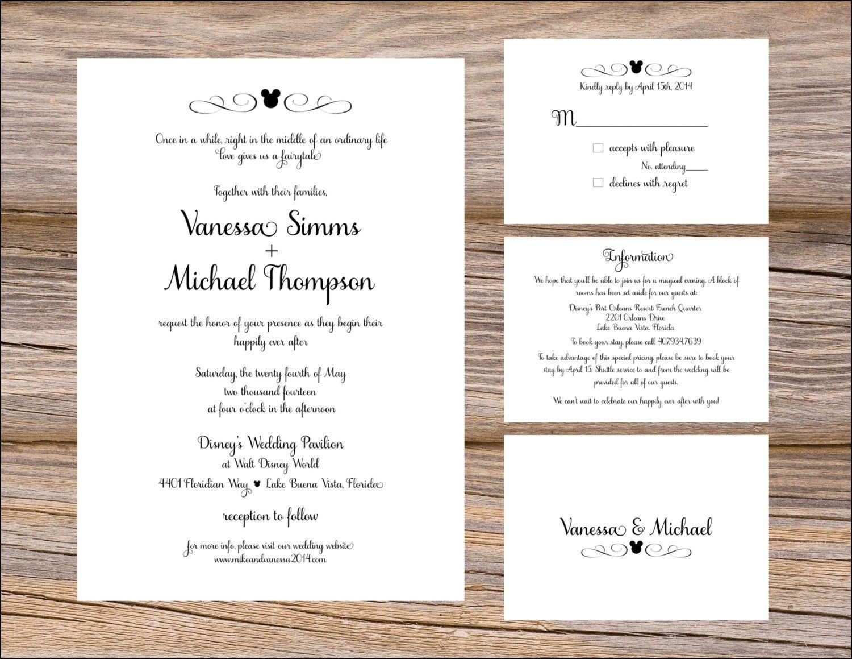 Wedding Invitation Insert Cards | Wedding Ideas | Pinterest ...