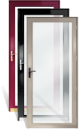 Storm Doors At The Home Depot Andersen Emco Storm Doors Glass Storm Doors Storm Door Storm Door Makeover