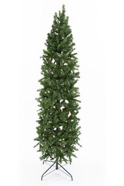 9 Slim Pencil Pine Artificial Christmas Tree Unlit Christmas Tree Pine Christmas Tree Artificial Christmas Tree