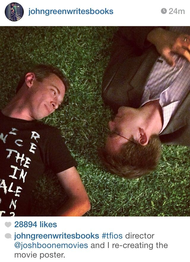 This recreation of the TFiOS poster is hilarious.