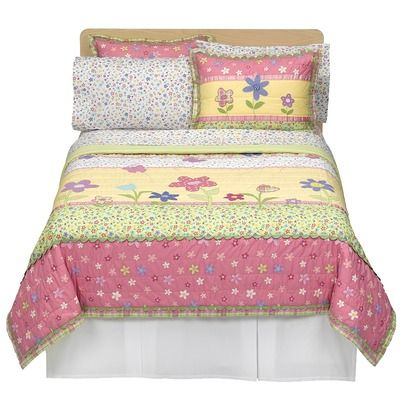 Circo Happy Flower Collection With Images Kids Bedding Sets