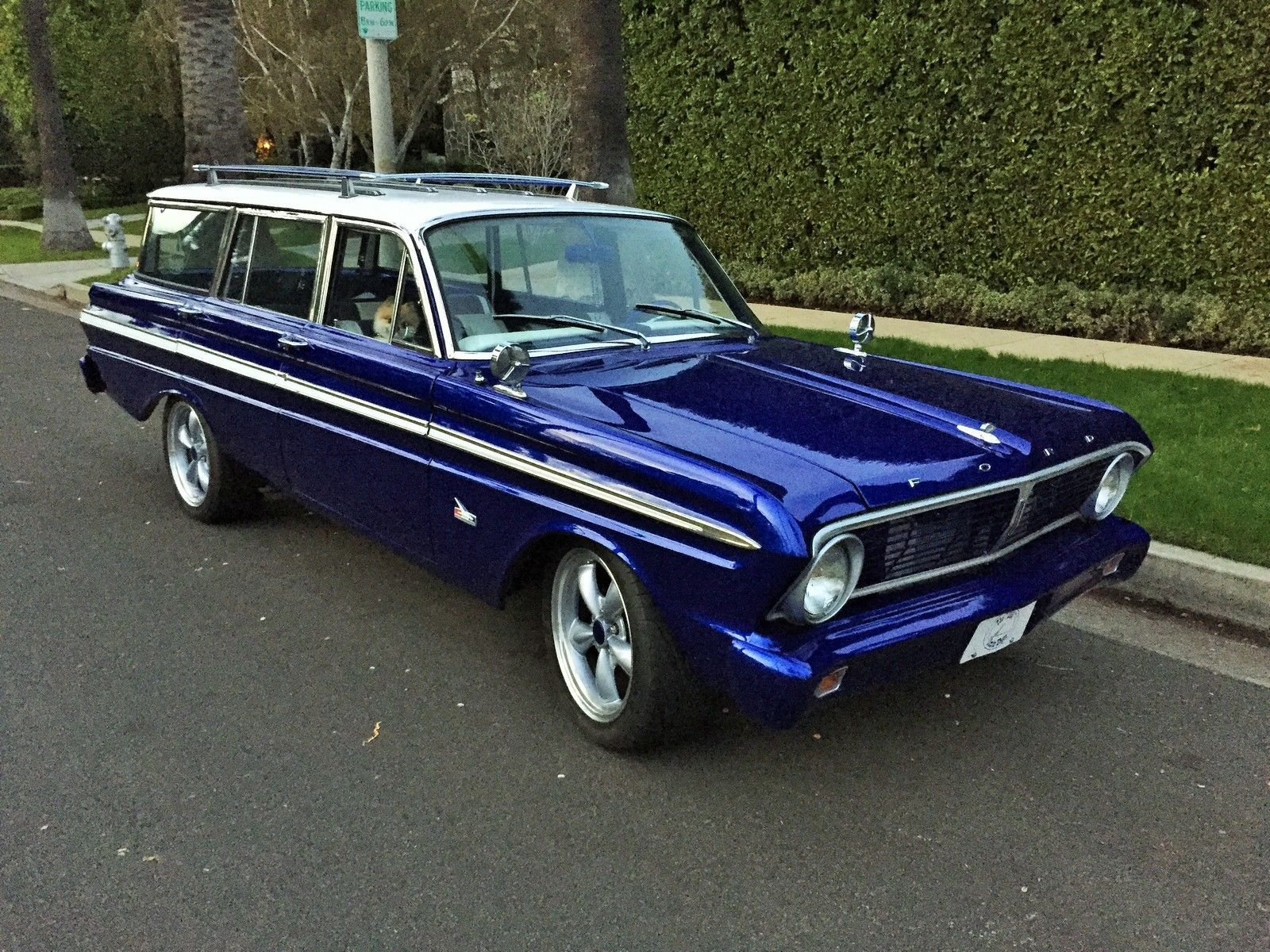 Details about 1968 Ford Falcon Falcon Wagon | Wagons Ho