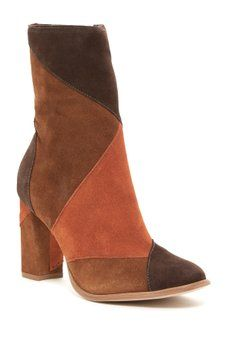 8f94db930293 Matisse - Jigsaw Patchwork Boot | Fashionista | Boots, Shoes, Suede ...
