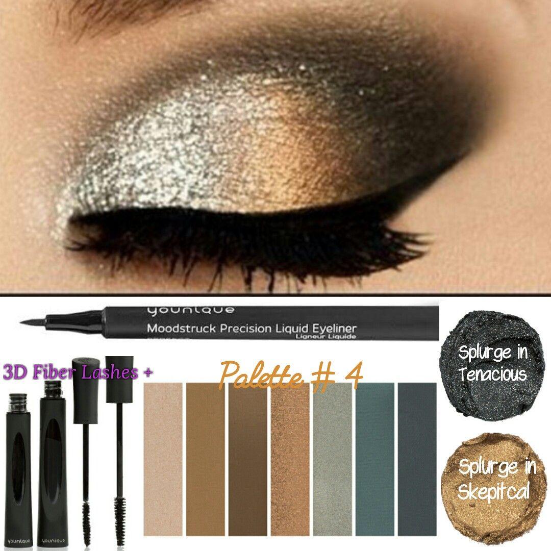 Eyelash Extensions The Splurge You Deserve: 3D Fiber Lashes, Addiction Palette #4, Liquid Liner