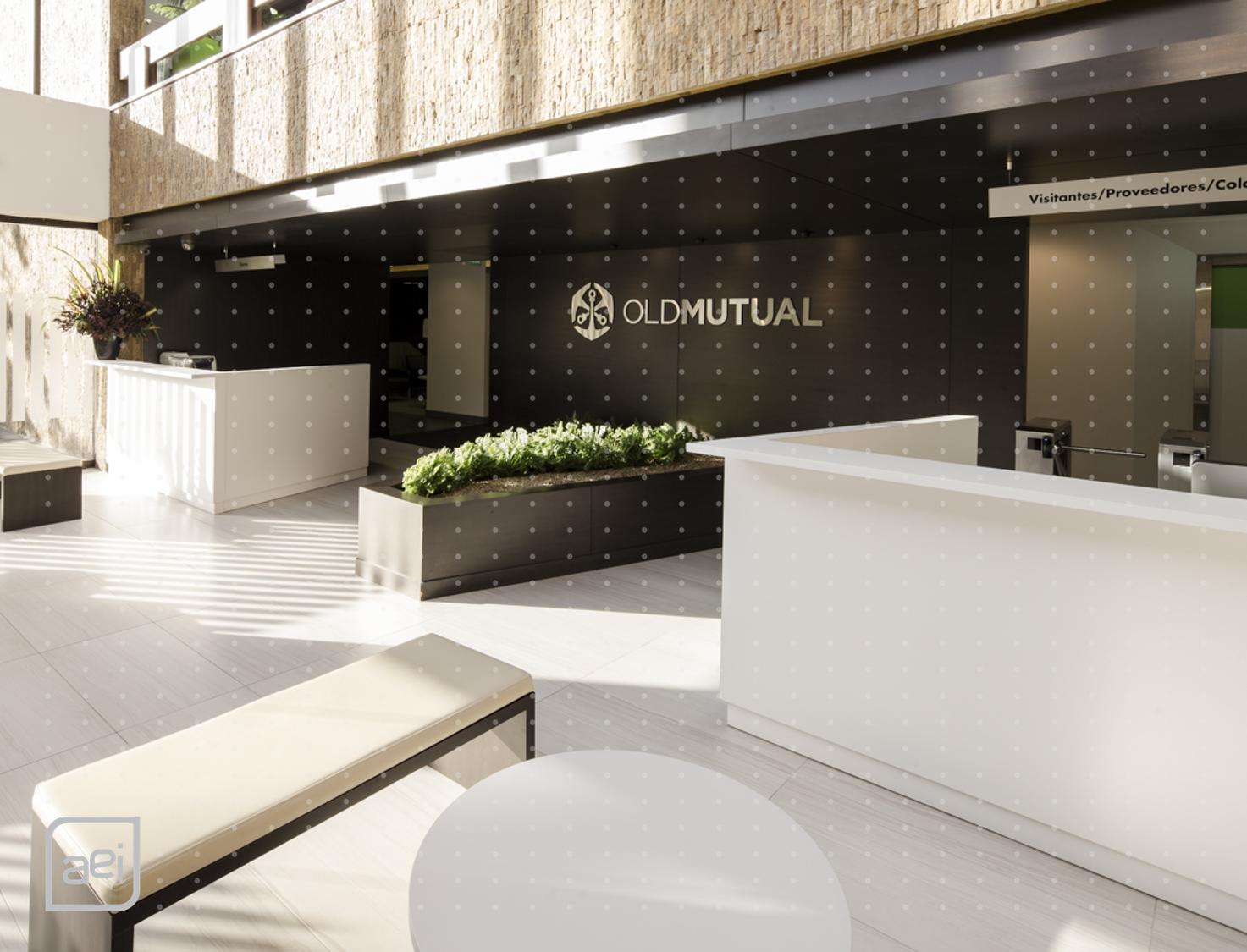 Oficinas De Old Mutual En Bogot Dise O Y Construccion