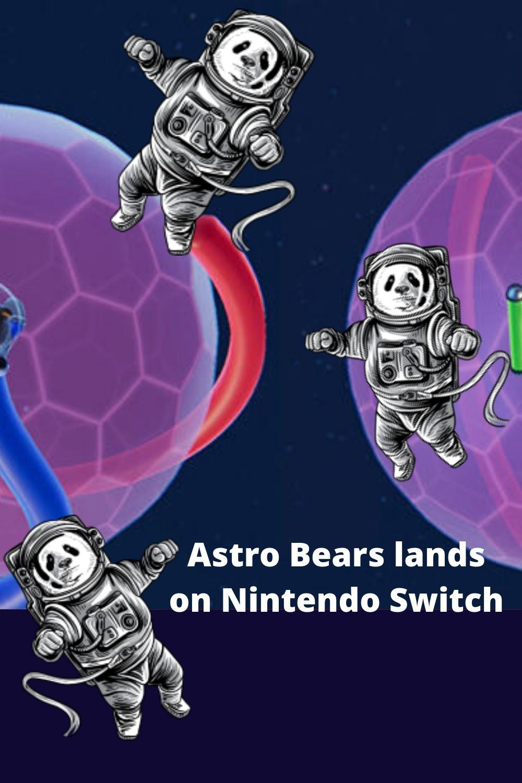Astro Bears lands on Nintendo Switch in 2020 Fun