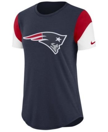 d3faf137 Women's New England Patriots Tri-Fan T-Shirt in 2019 | Products ...
