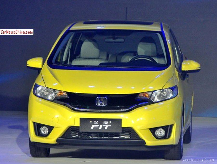 Honda Jazz 2015 Terbaru Debut di Beijing http//www