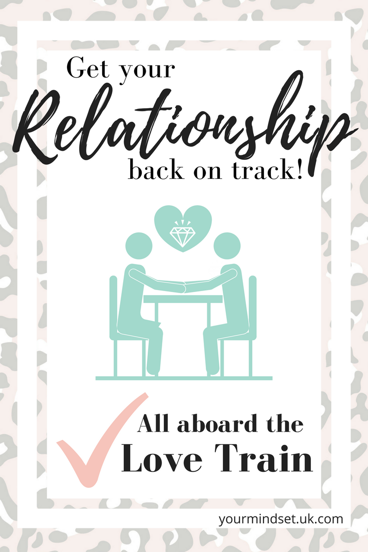 Getting a relationship back on track