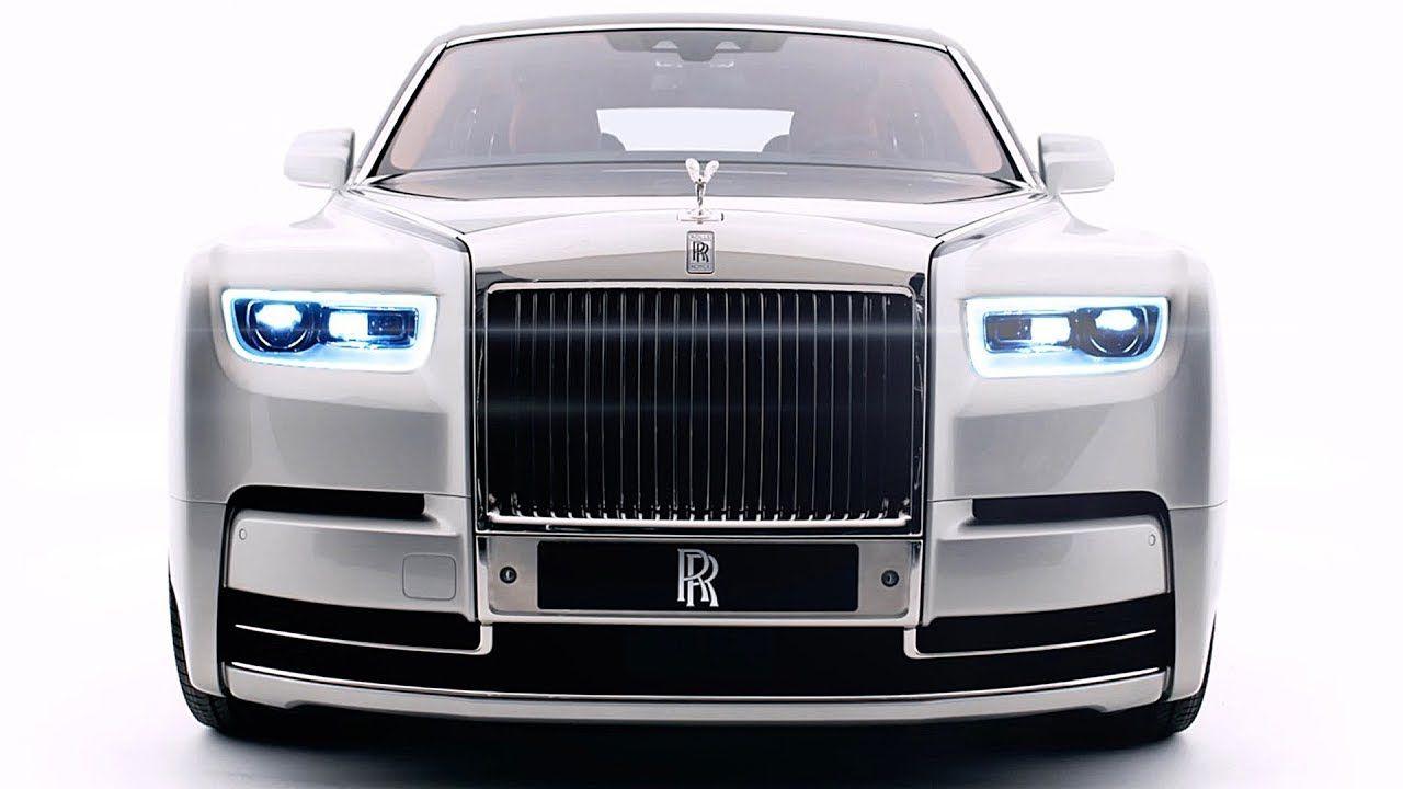 Luxury Vehicle: Rolls-Royce Phantom VIII (2018) The Best Car In The World