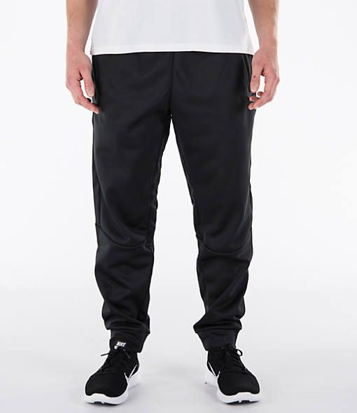 Men's Nike Tapered Therma Pants 800193 800193 010| Finish