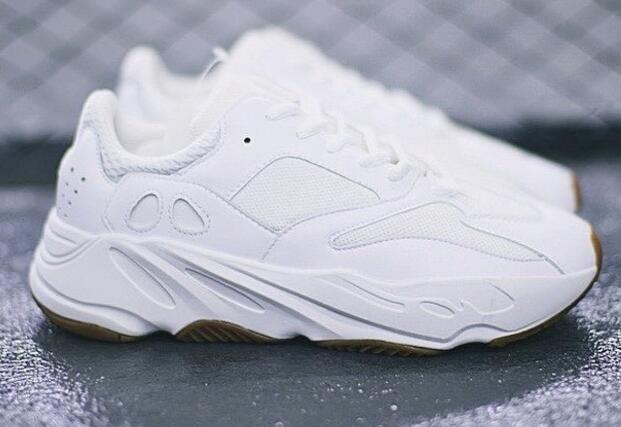 adidas Yeezy Boost Runner 700 White Gum