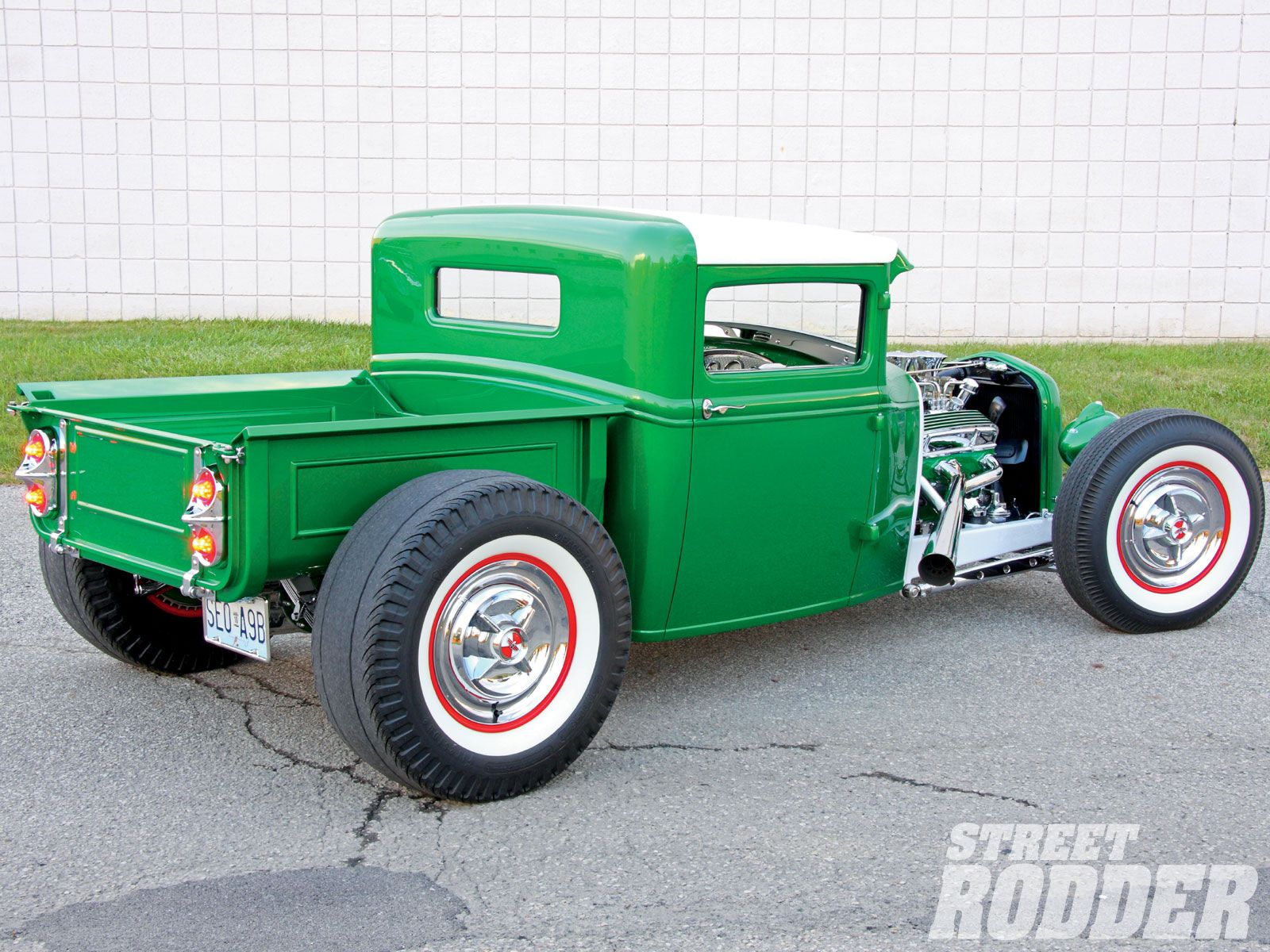 1930S FORD TRUCK  Fuentes de Informacin  Ford A Pickup 1930