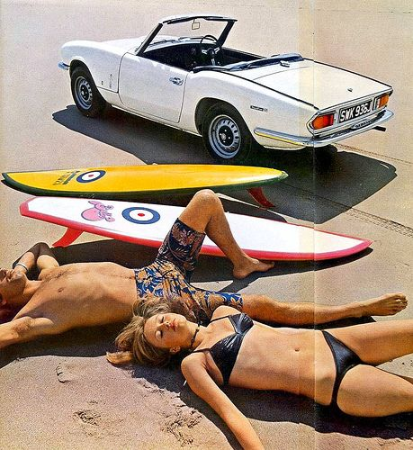 Retrospace: Vintage Wheels #1: Cars In The 1970's