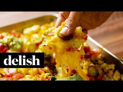 cauliflower nachos 17 day diet
