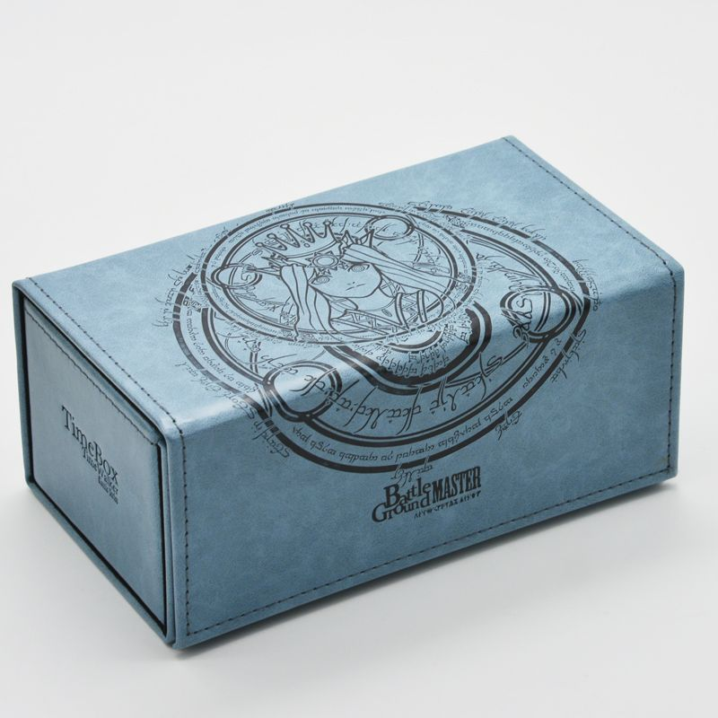 crazy kids mtg card box board game cards case container cards
