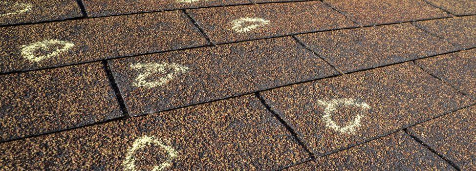 Hail damage roof denver roof repair damage restoration
