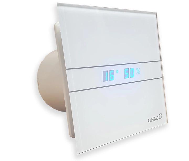 Wentylator Lazienkowy E 100 Gth Cata Higrostat Bathroom Scale