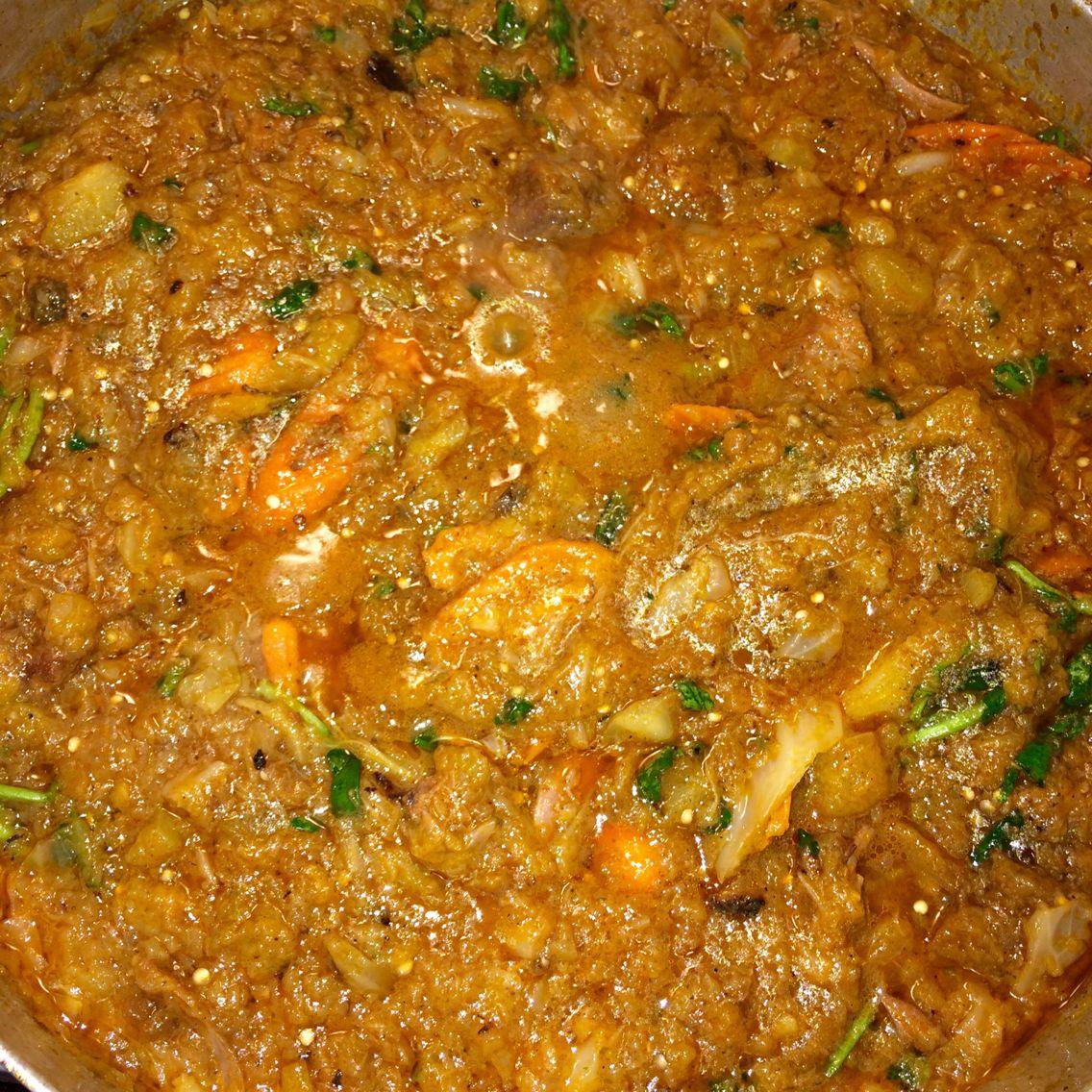 Haitian Food Legume Legume | Haitian Dishe...