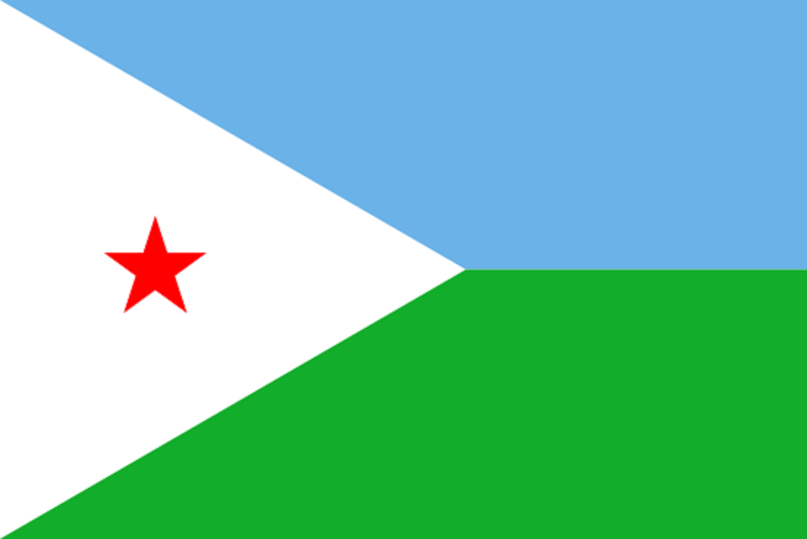 Djibouti Djibouti Flag Flag Coloring Pages Flags Of The World