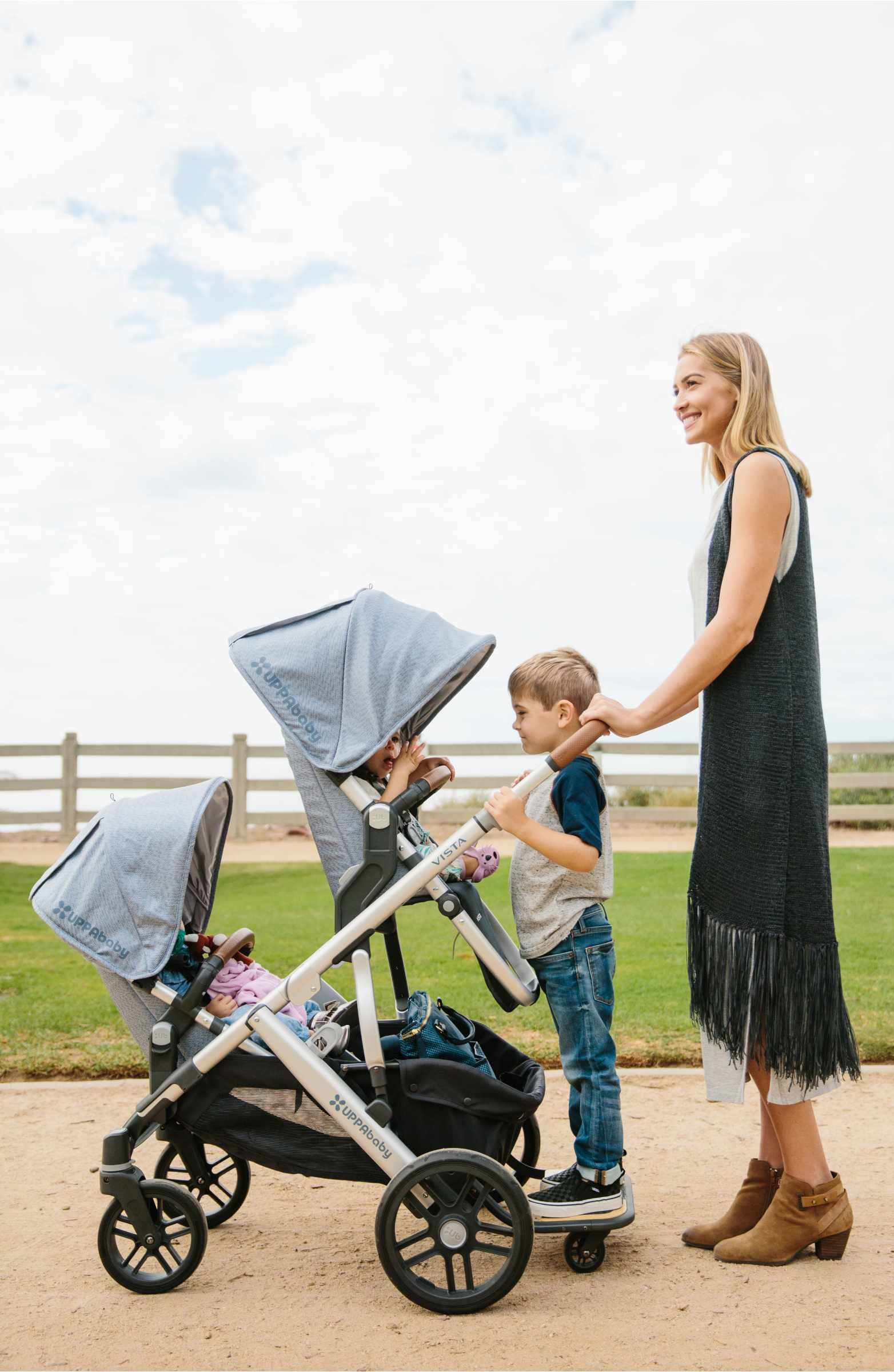 UPPAbaby 2017 Limited Edition Henry Rumble Seat for VISTA