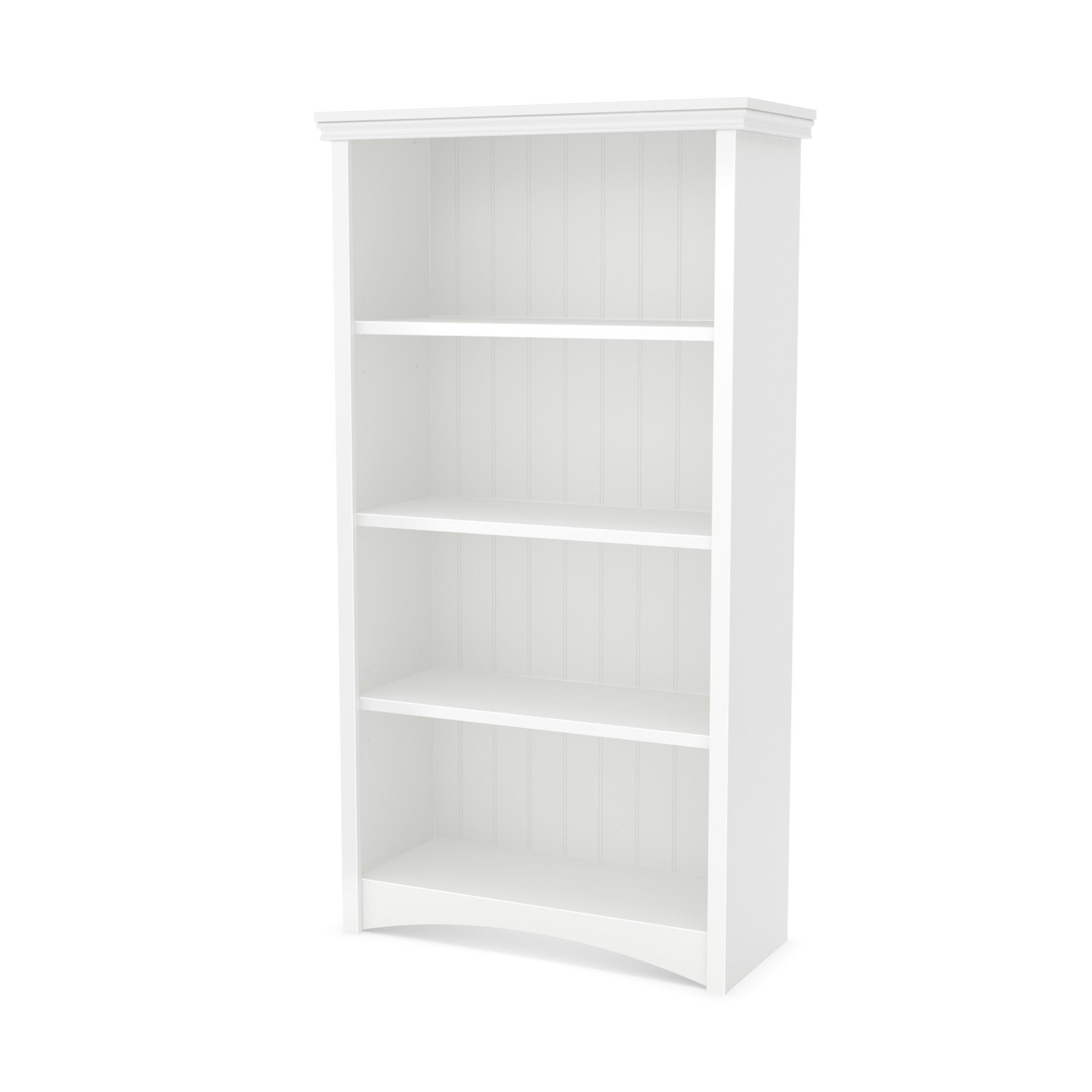 South Shore Artwork 4-shelf Bookcase (
