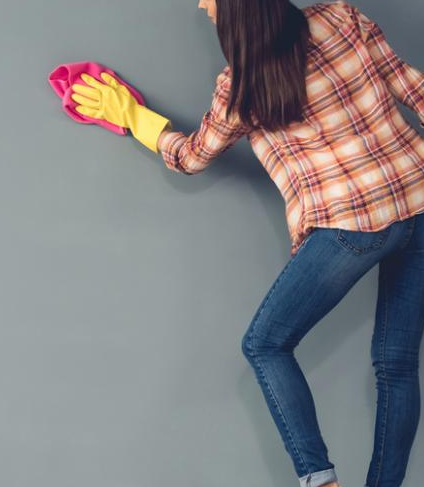 Comment Nettoyer Des Murs Peints Peindre Mur Nettoyage Des Murs Comment Nettoyer