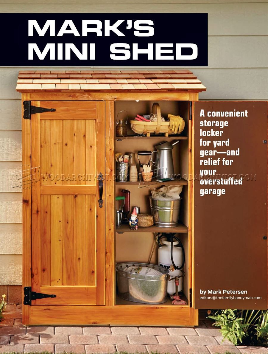 2072 small shed plans outdoor plans woodworking pinterest