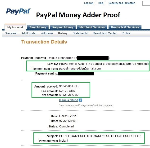 Paypal hack 2017.full.updated version publisher