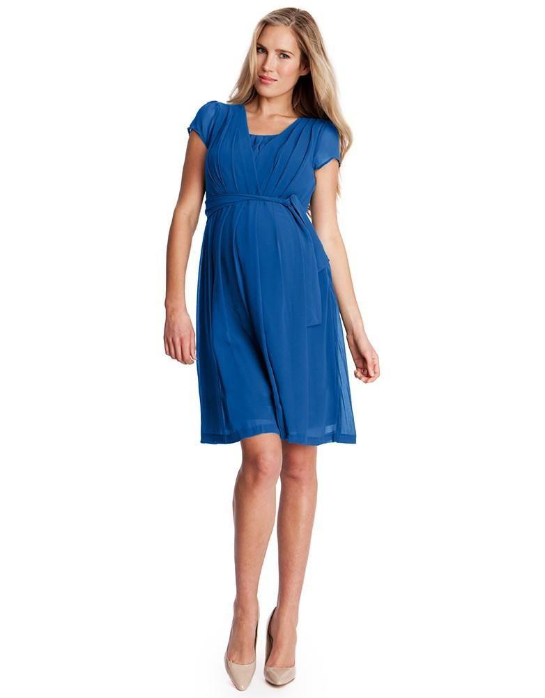 61cda36ce81 Seraphine Chiffon Maternity. Seraphine Chiffon Maternity Maternity Nursing  Dress ...