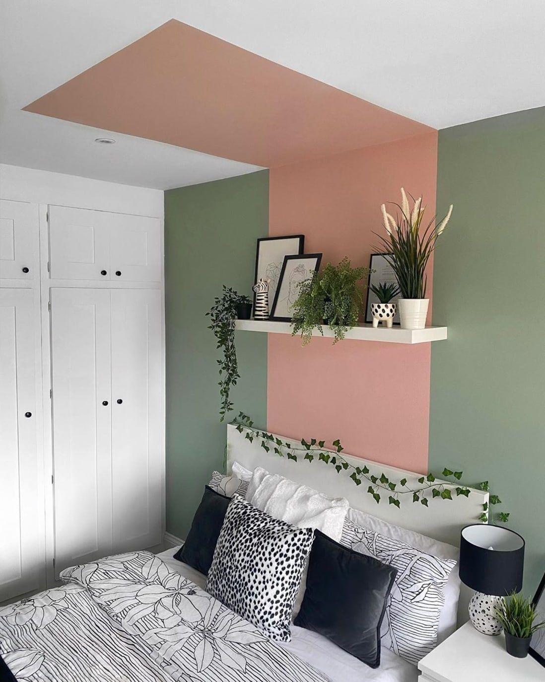 The Best Ceiling Paint Color For Every Type Of Room Bedroom Wall Designs Bedroom Wall Paint Home Room Design Wall paint for bedroom