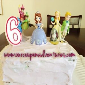 kroger princess birthday cakes This post may contain affiliate