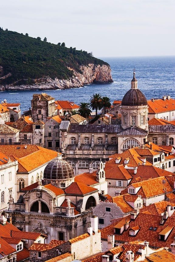On my bucket list- Dubrovnik, Croatia.