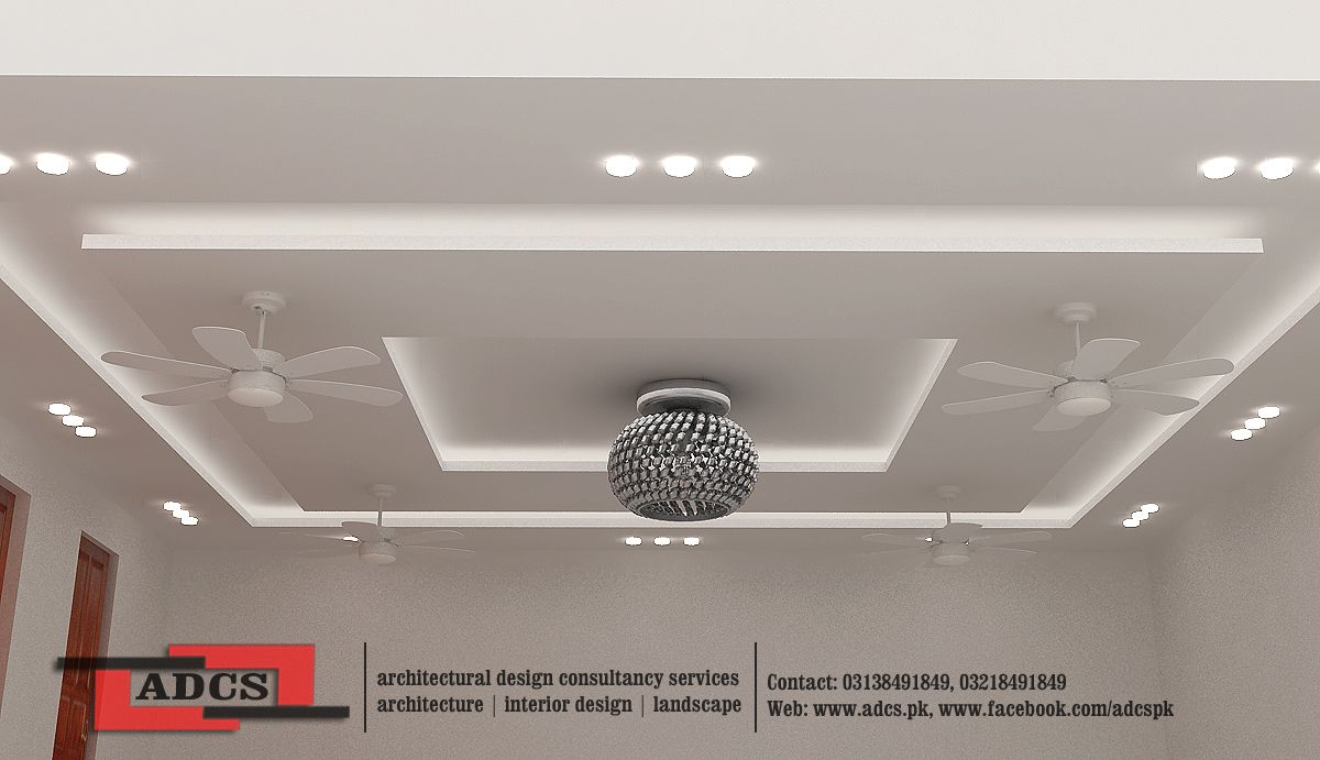 Cool Simple Pop Designs For Ceiling Residential Building Images ...