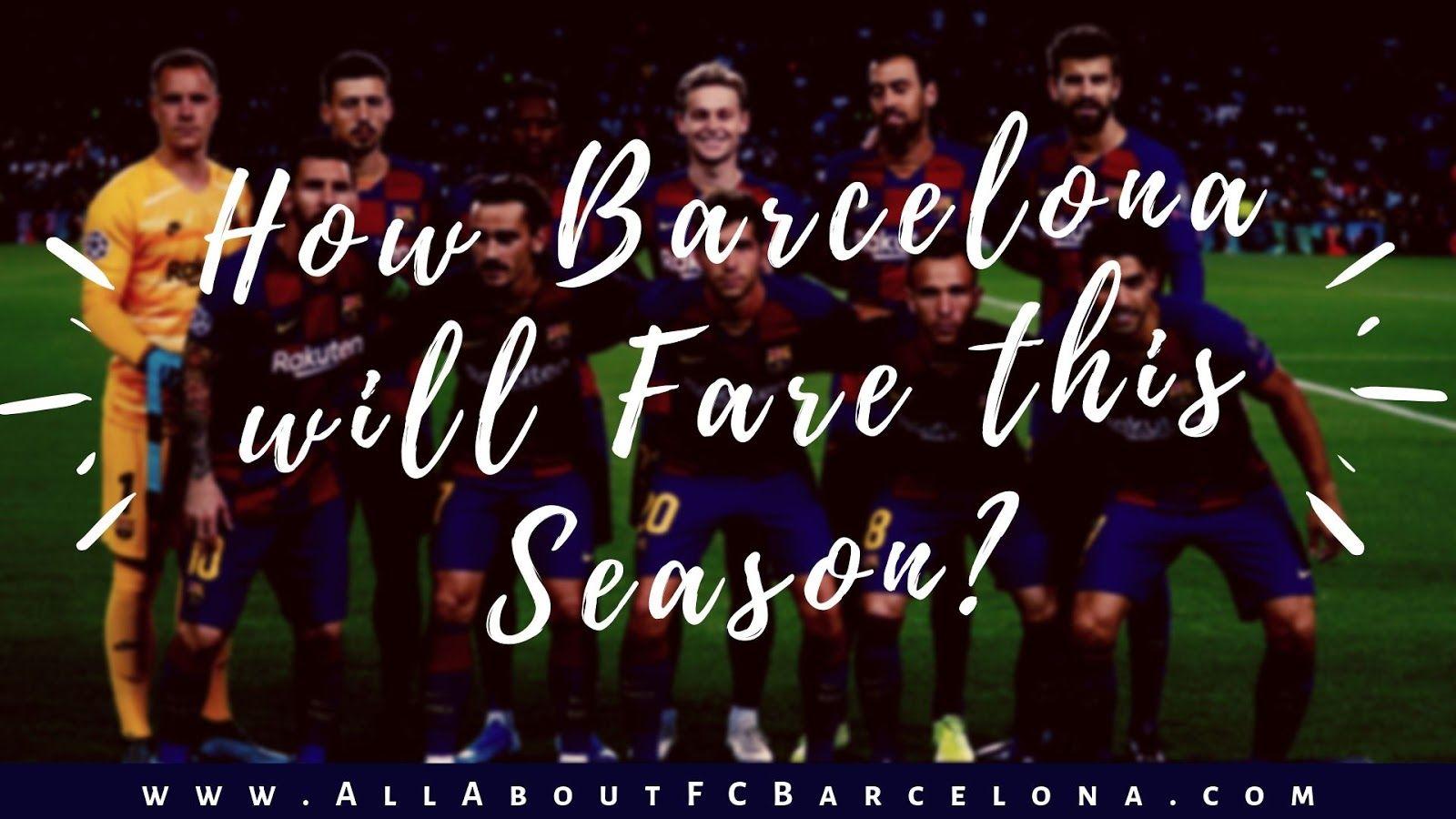 Will Barcelona Win The Uefa Champions League Or La Liga This