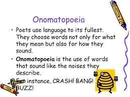 Learn These Onomatopoeia Meaning {Swypeout}