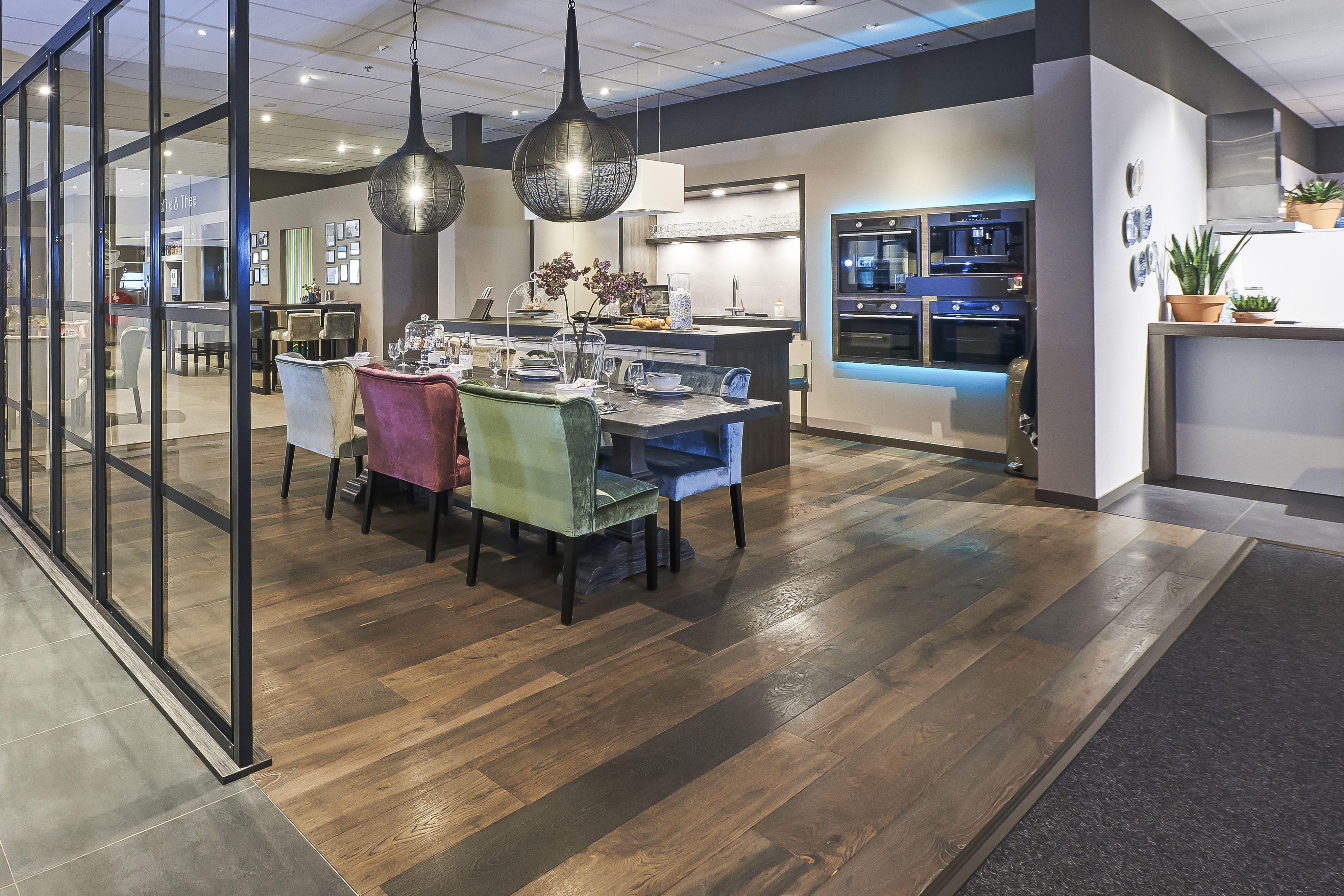Avanti Keukens Kesteren : Een overzicht van de showroom van avanti keukens in kesteren