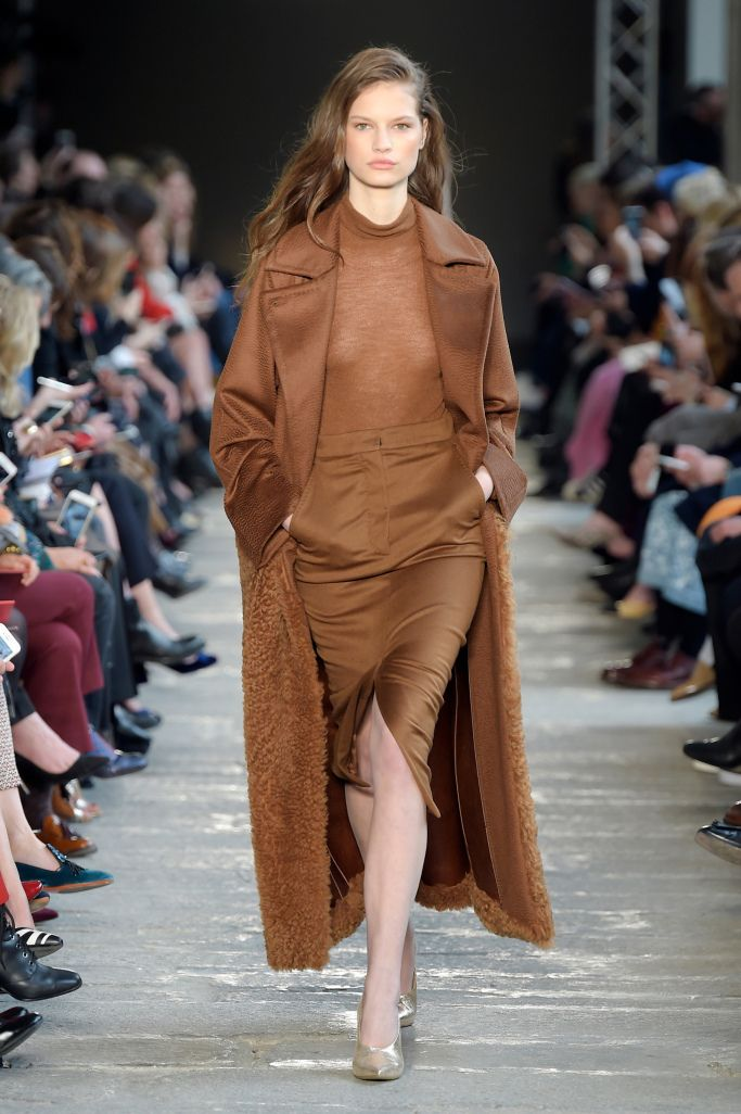 See all the looks from Max Mara fall 2017 show
