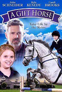 A Gift Horse LefilmA Gift Horse est disponible en français surNetflix Canada.    Ce film n'est pas disponible dans votre r...