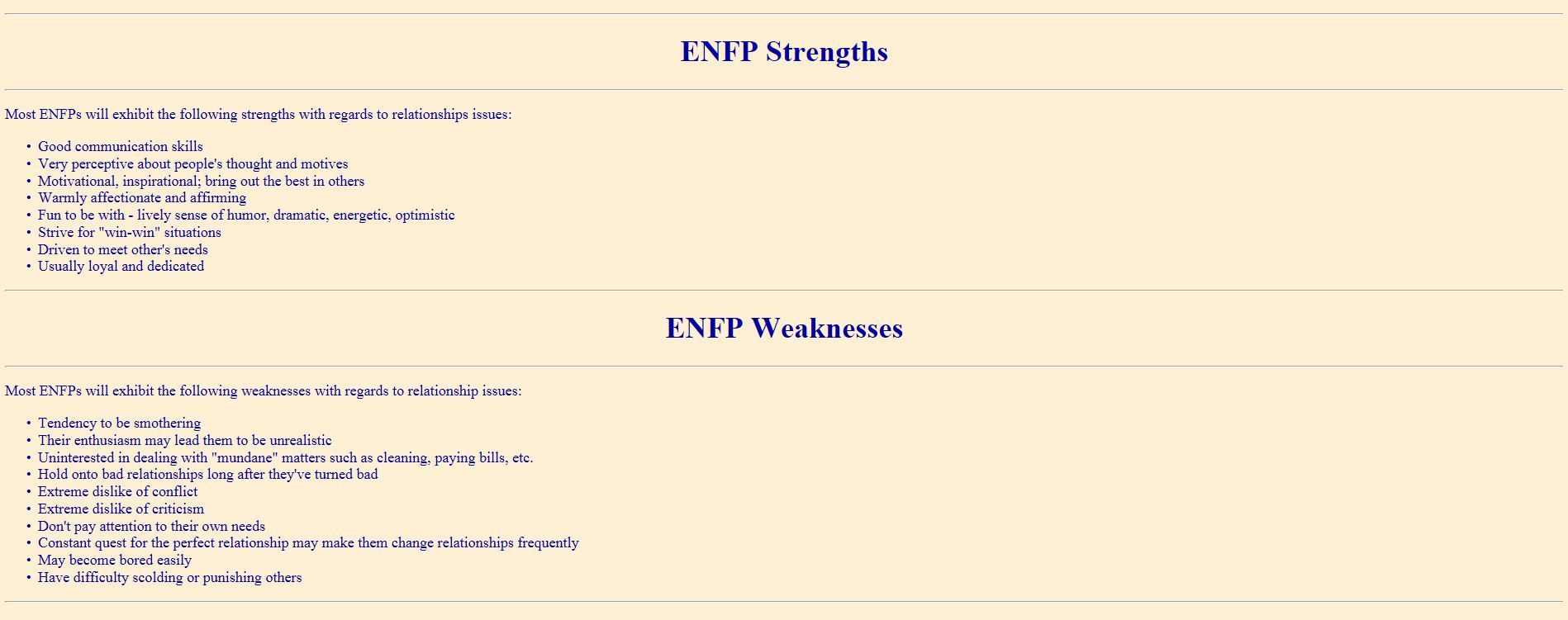 enfp strengths and weaknesses in relationships enfp strengths and weaknesses in relationships personalitypage com