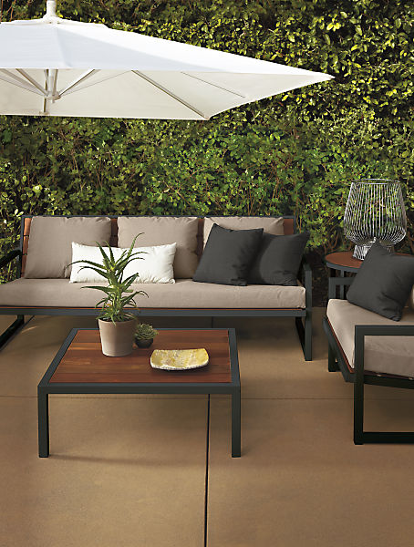 Montego Sofas With Cushions