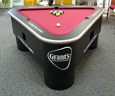 Triangle Table Pool Table Billiards Pool Play Pool