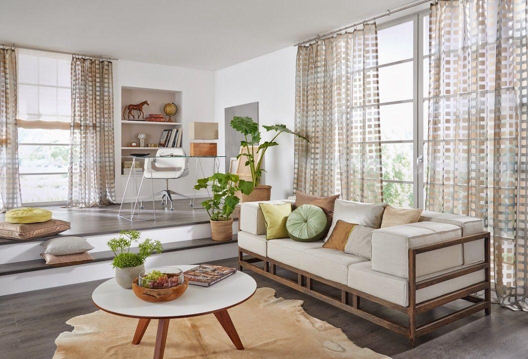 moderne gardinen für wohnzimmer | masion.notivity.co