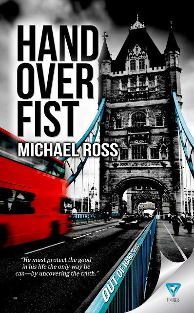 Book Flirts: HAND OVER FIST by Michael Ross -- COVER REVEAL