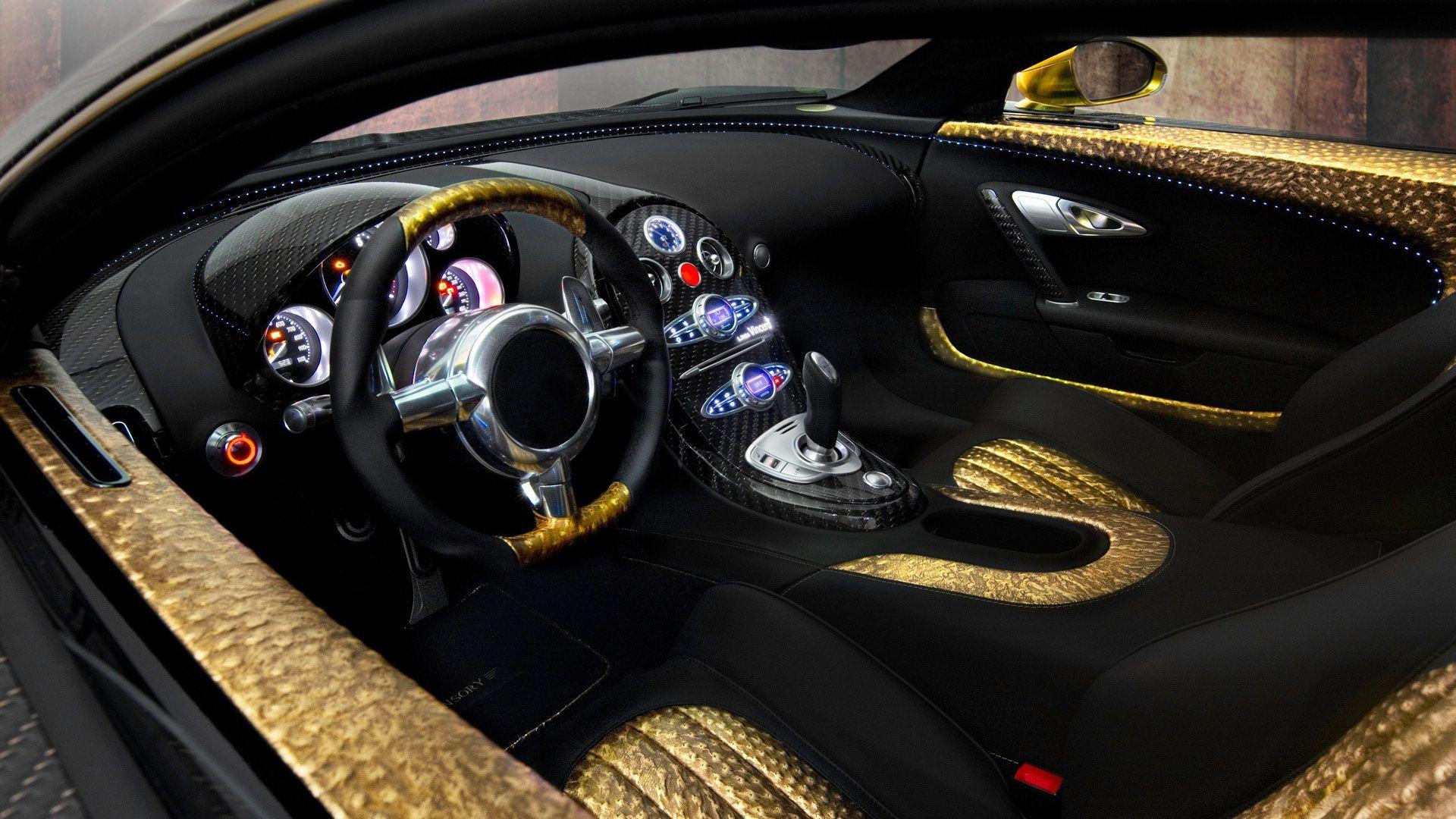 Bugatti Veyron Interior Free Hd Wallpapers From Www Hotszots Eu Bugatti Veyron Luxury Car Interior Bugatti Veyron Interior