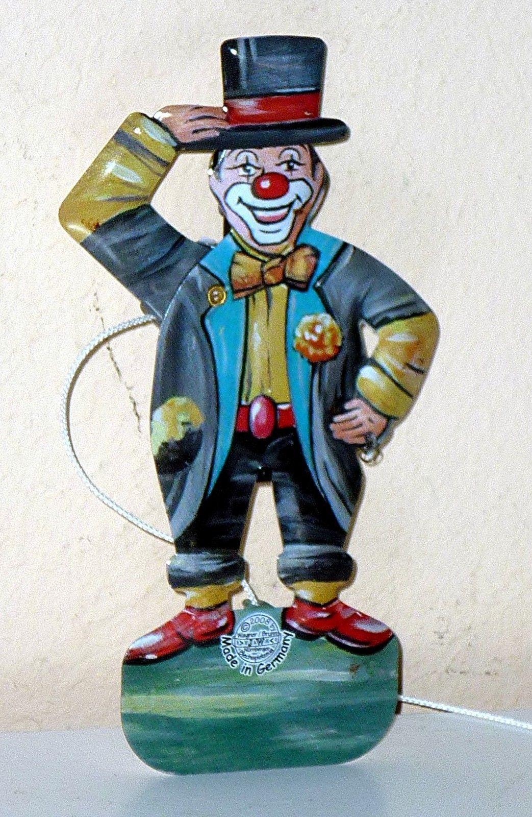 blechspielzeug hut ab m nnchen clown neu made in germany ebay spielzeug aus blech. Black Bedroom Furniture Sets. Home Design Ideas